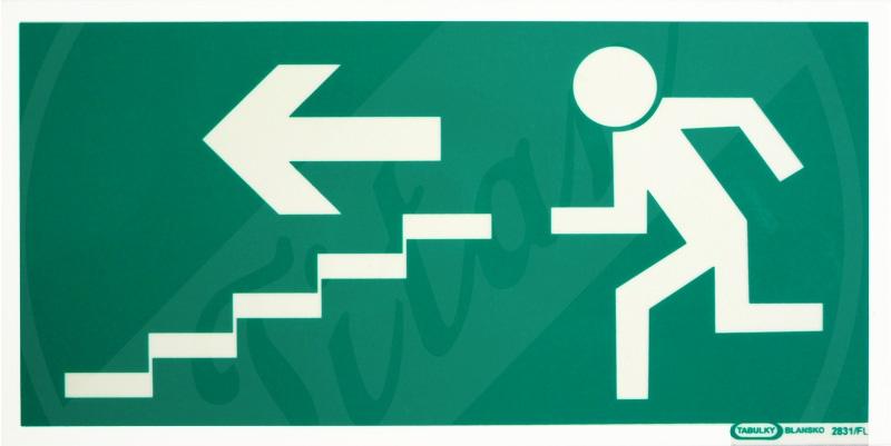 Tabulka schody vlevy dolu