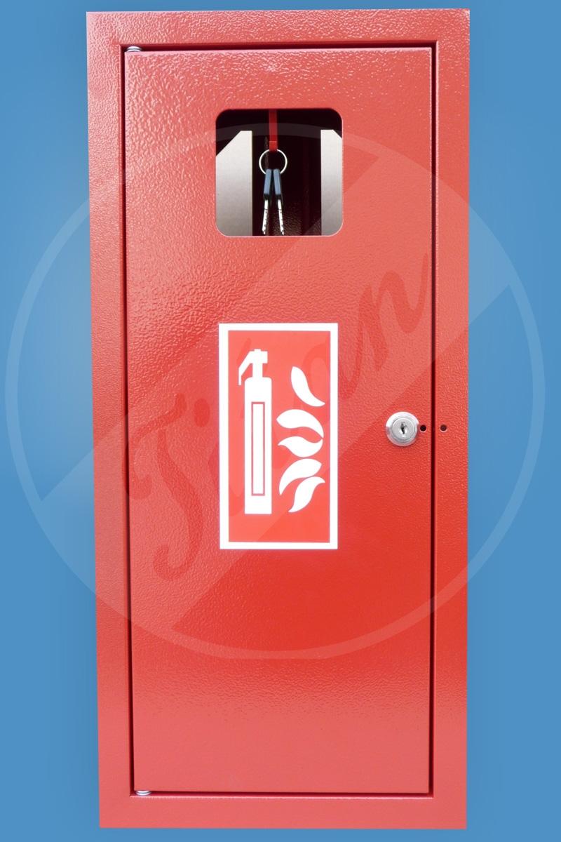 Skříňka na hasicí přístroj 6P