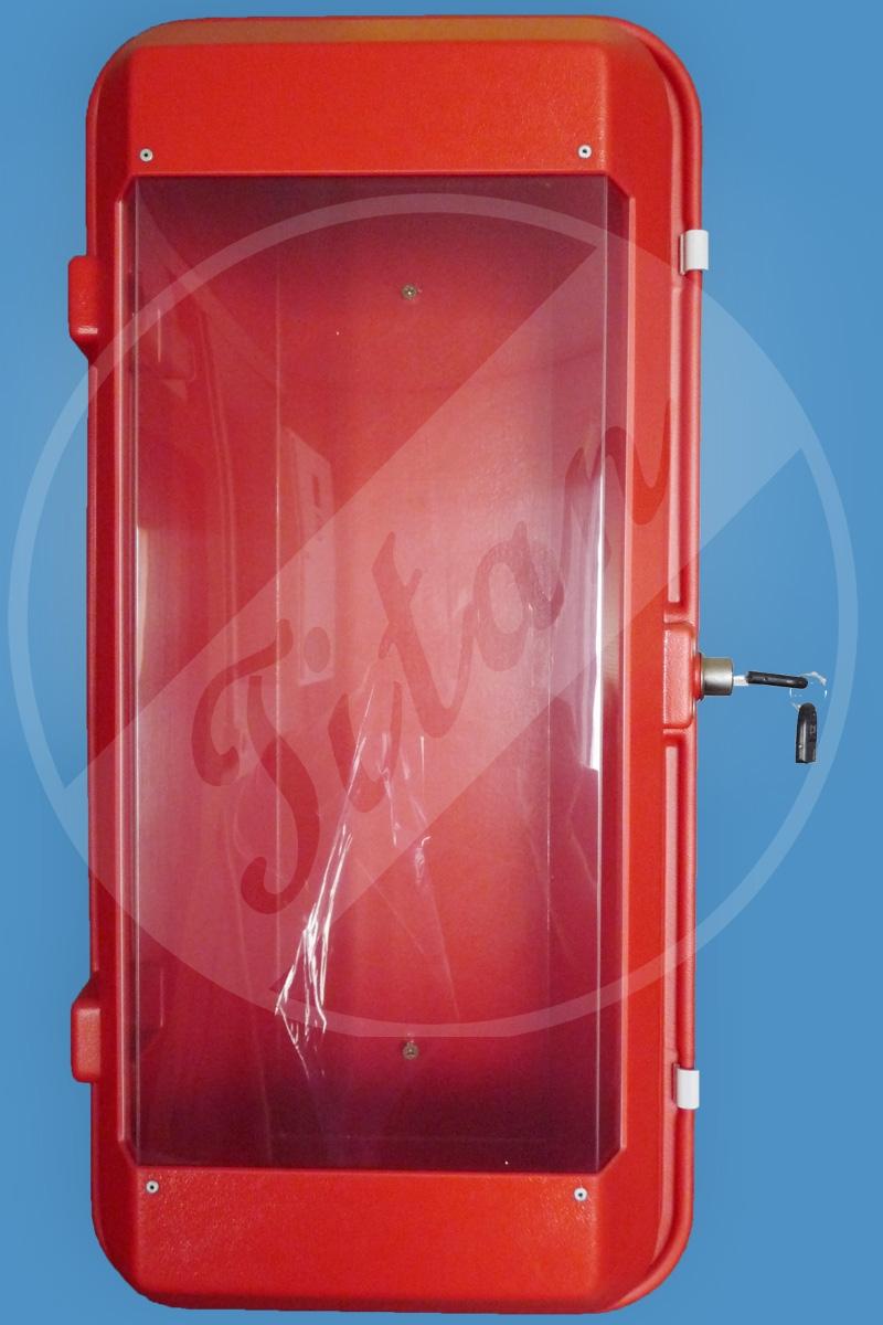 Skříňka na hasicí přístroj plast 6P ADR