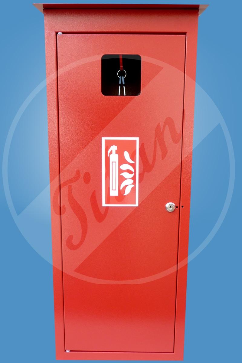 Skříňka na hasicí přístroj S5